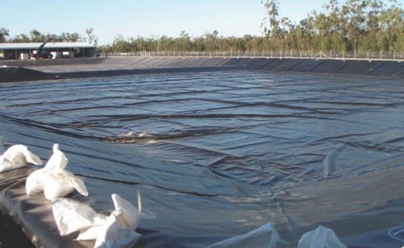 Storage Pond