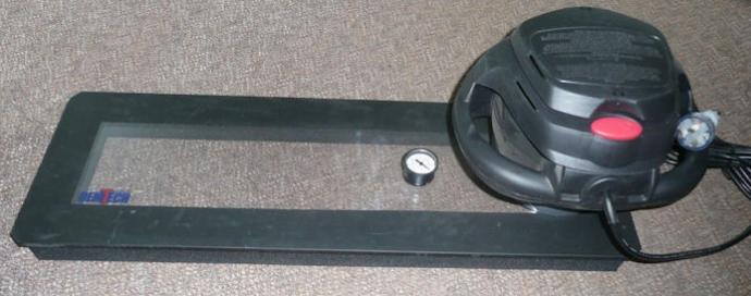 Vacuum Box Tester 2